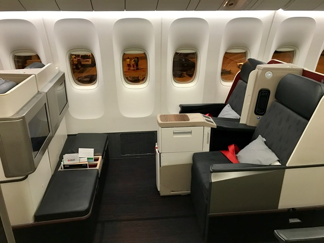 Turkish Airlines Business Class Greek for Point...
