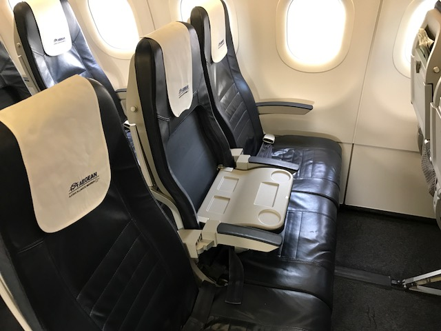 Greek for Points | Review of Aegean airlines business class