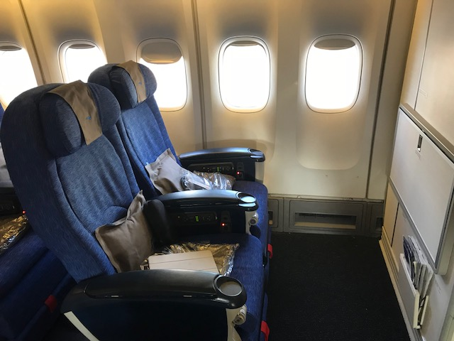 Greek for Points | Official Review | British Airways 747 Premium